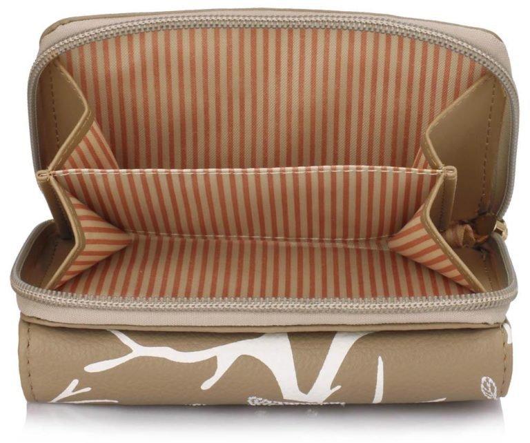 beige-owl-design-purse-wallet