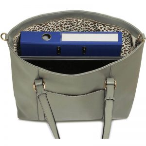grey Handbag For Women