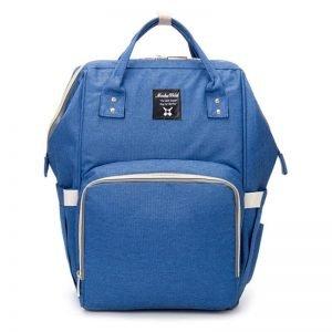 Blue Moms Backpack