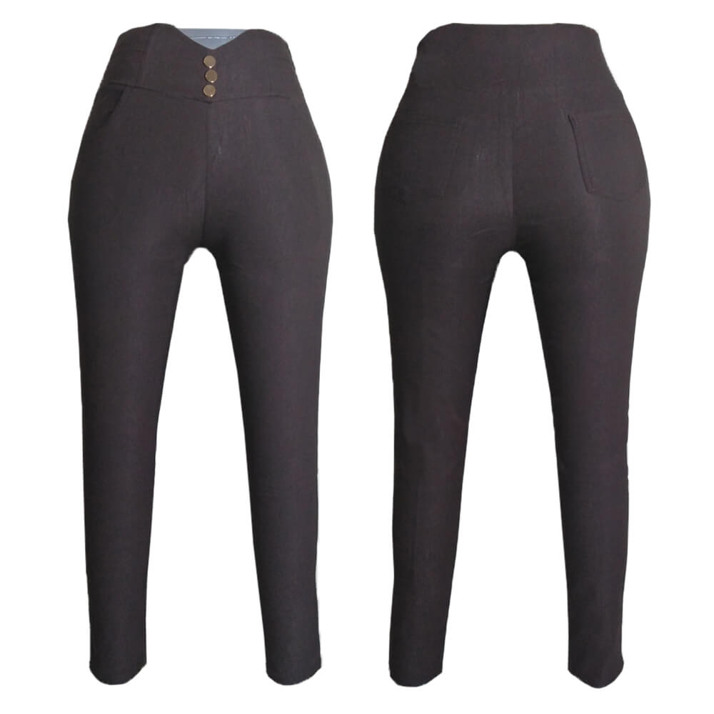 Chocolate_Chocolate_Jegging Pant Skinny Stretchable