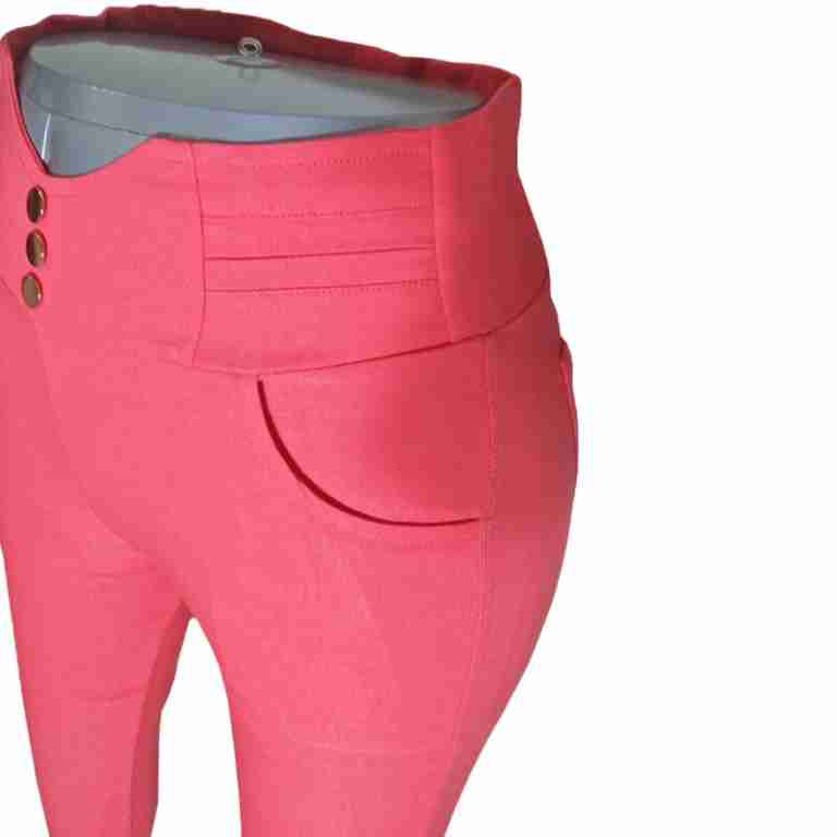 Chocolate_Jegging Pant Skinny Stretchable