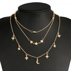 Gold Chain Necklace for Women 1