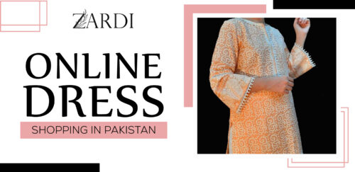 Online Dress Shoping in Pakistan