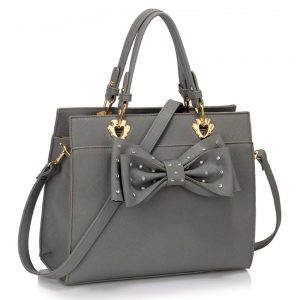 Grey Bow Tie Grab Bag