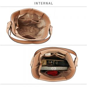 Shoulder Bag With Pouch