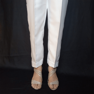 Silk Trouser Pant For Women