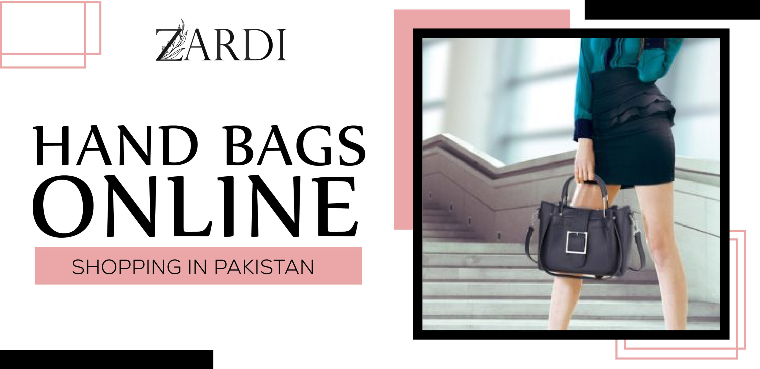Hand Bags Online Shopping In Pakistan
