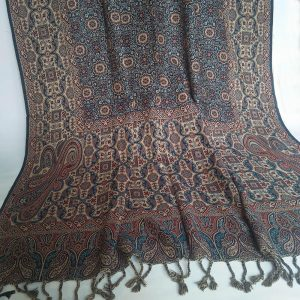 Floral Warm Shawl for Women