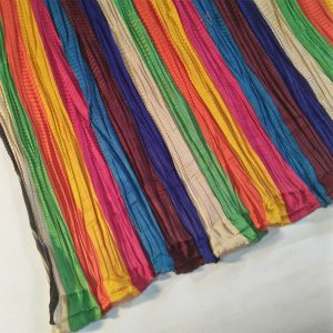Multi Cotton Crush Dupatta Large 2.5 yards