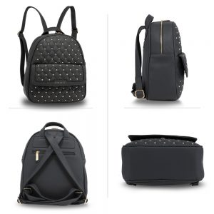 Women Bags-AG00712_Black