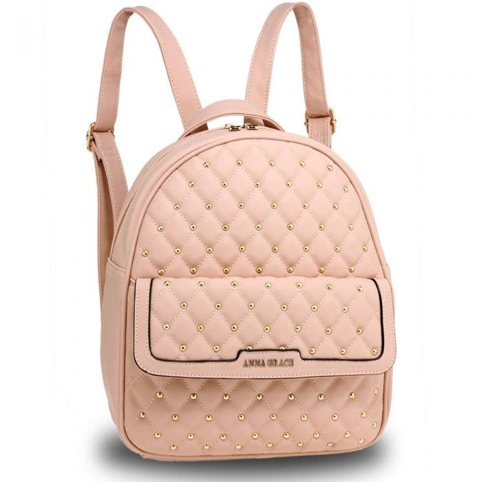 Women Bags-AG00712_Pink