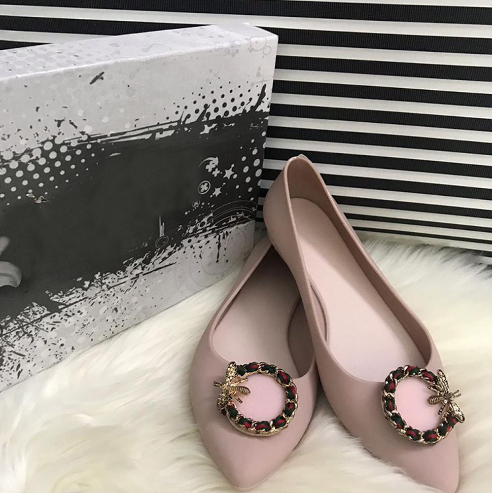 High Quality Bee Pumps - Nude