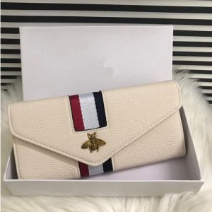 High Quality Wallet Cream