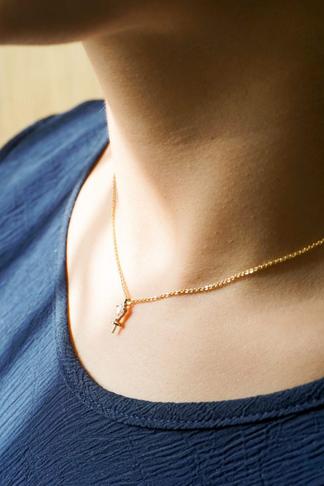 Fine Gold Necklace