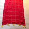 Check Pattern Stole Scarf For Women