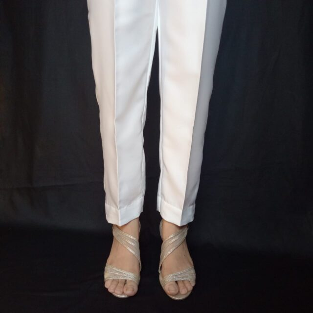 online unstitched suit trouser