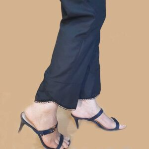 ladies overlap trouser pant design 2020