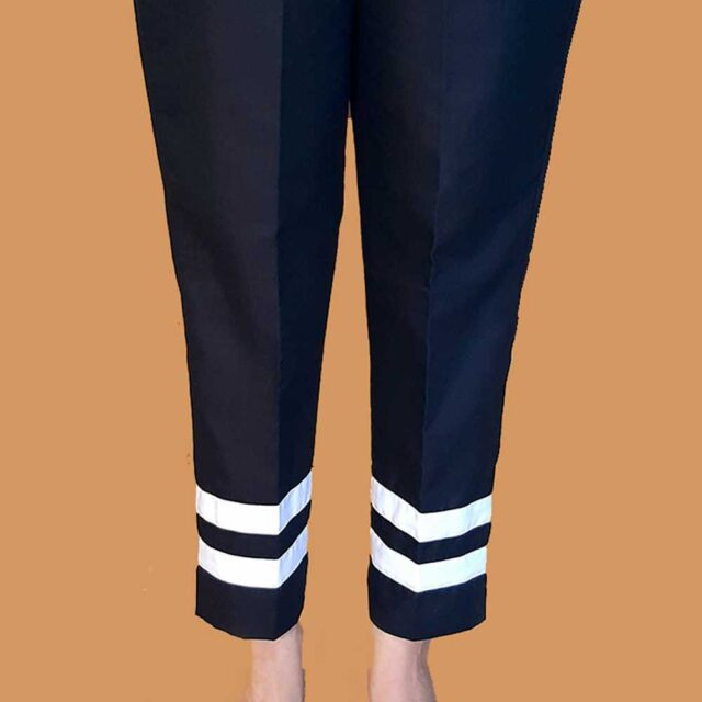striped trouser pant for ladies in pakistan