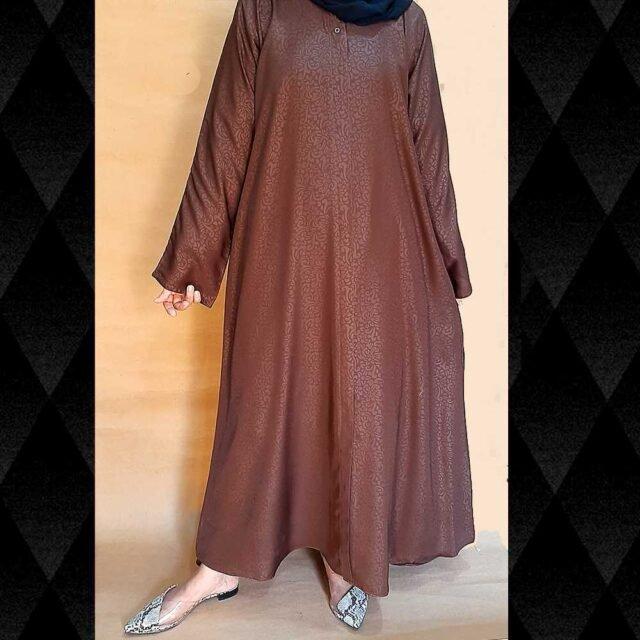 self print abaya