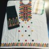Unstitched - Embroided Susi Dress