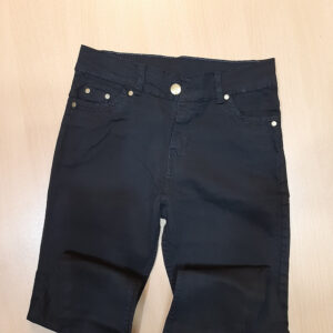 Denim Jeans With Pockets