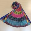 Chiffon Crush Dupatta Length 2.5 Yards Multi