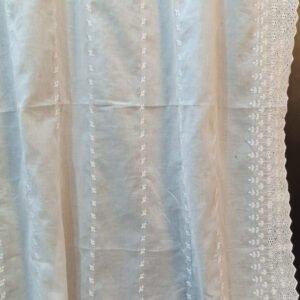 Embroided Summer Shawl Chaddar Cotton