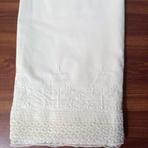 Unstitched Embroided Trouser