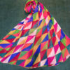Chiffon Dupatta Length 2.5 Yards Multi