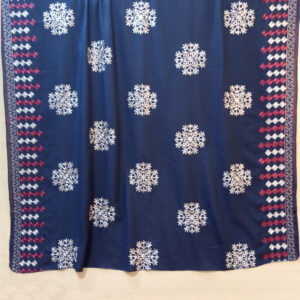 Embroided Summer Lawn Shawl Chaddar