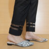Organza Work Cotton Trouser Pant