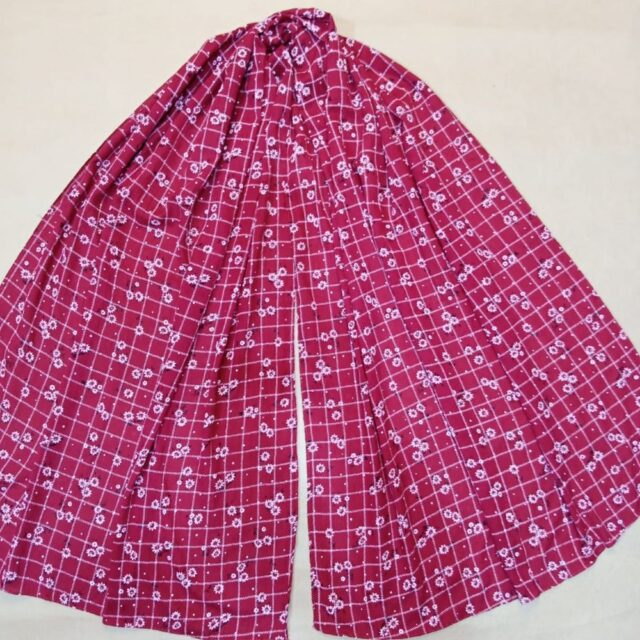 Red scarf stole190 x70 cm ZSC104(2)